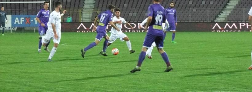 ACS Poli - CFR Cluj 1-2