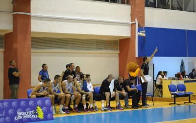 Noi antrenori la BC Timişoara