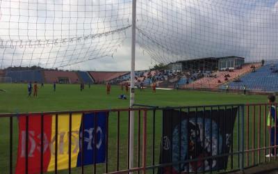 Stadion gol FC Bihor
