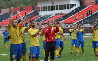 FC Caransebes, amintiri de la ultimul succes
