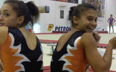 Lotul Feminin de gimnastică al României