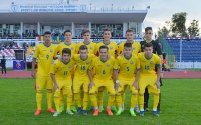 Selecţionata României U18