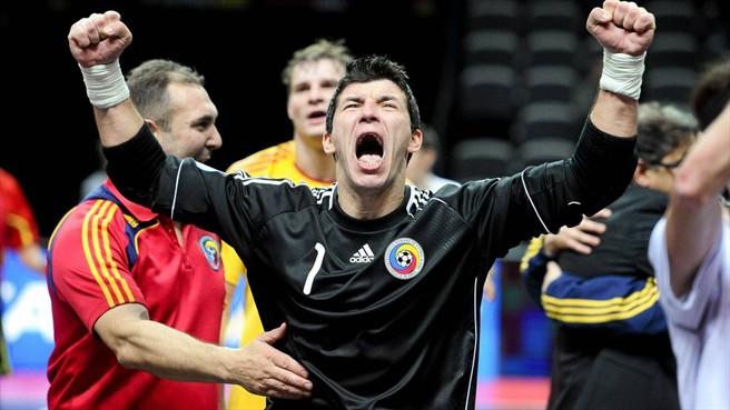 Vlad Iancu futsal