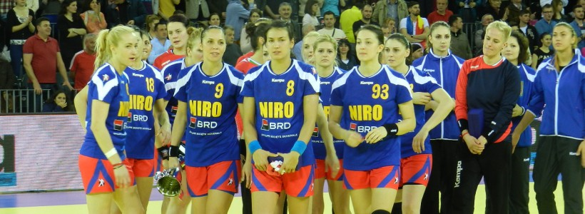 Naţionala de handbal feminin a României