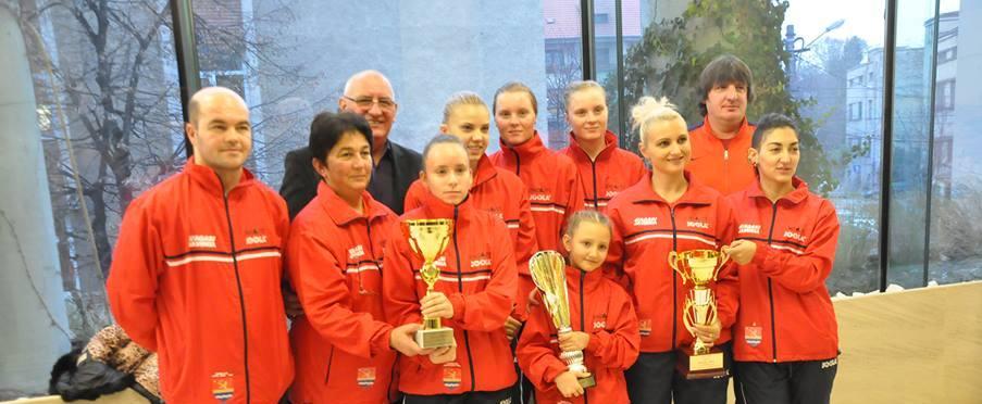 ACS Dumbravita, campioana ultimelor trei ediții din Superliga feminină