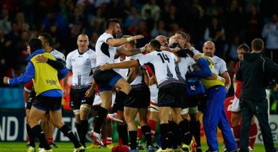 România la Cupa Mondială de rugby