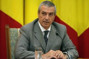 Tăriceanu: Am strâns semnăturile pentru proiectul privind insolvența TVR