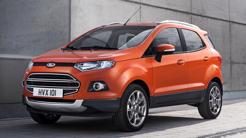Fotografie de Presă Ford EcoSport