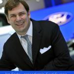 Fotografie de Presă Jim Farley, președinte Ford Europe
