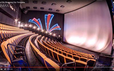 Cinema City IMAX Timisoara video