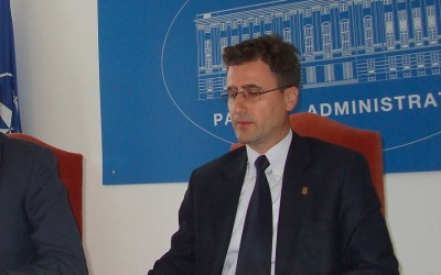 Prefect Timis Mircea Bacala