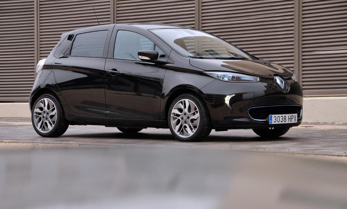 Renault_ZOE: Fotografie de producător