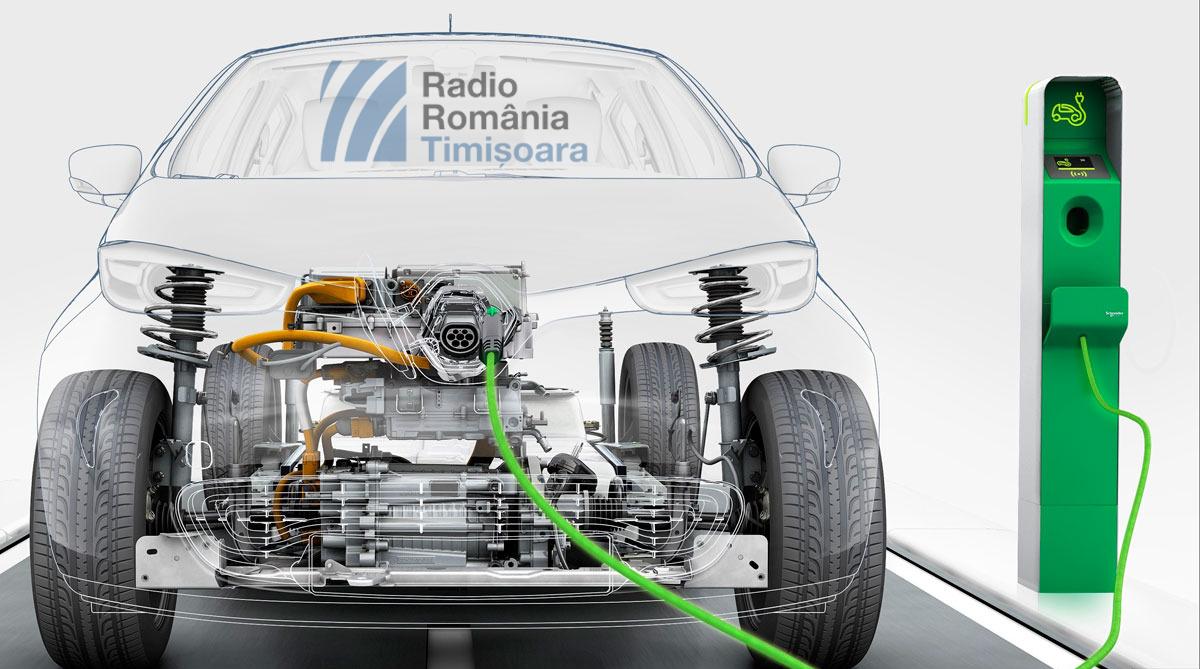 Renault ZOE Fotografie de Producător
