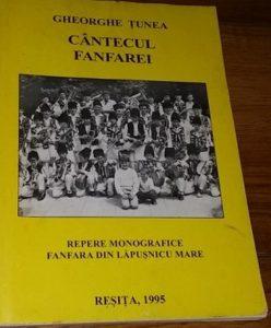 Monografie Fanfara Lapusnic