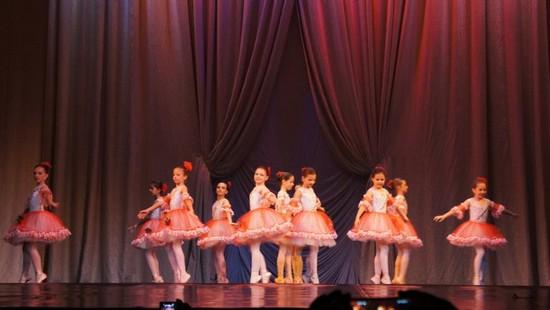 mici balerini ev