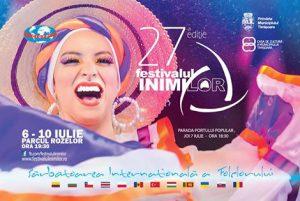 Afis Festivalul Inimilor