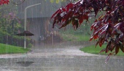 Revin ploile abundente în toată țara! Ce temperaturi vom avea în termometre