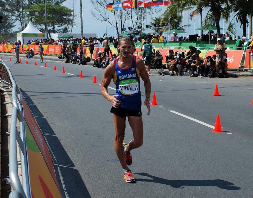 Stefan Narcis Mihaila la Rio 2016