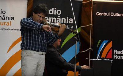 Vioara lui Enescu la Deva, 1 octombrie 2016 (youtube)