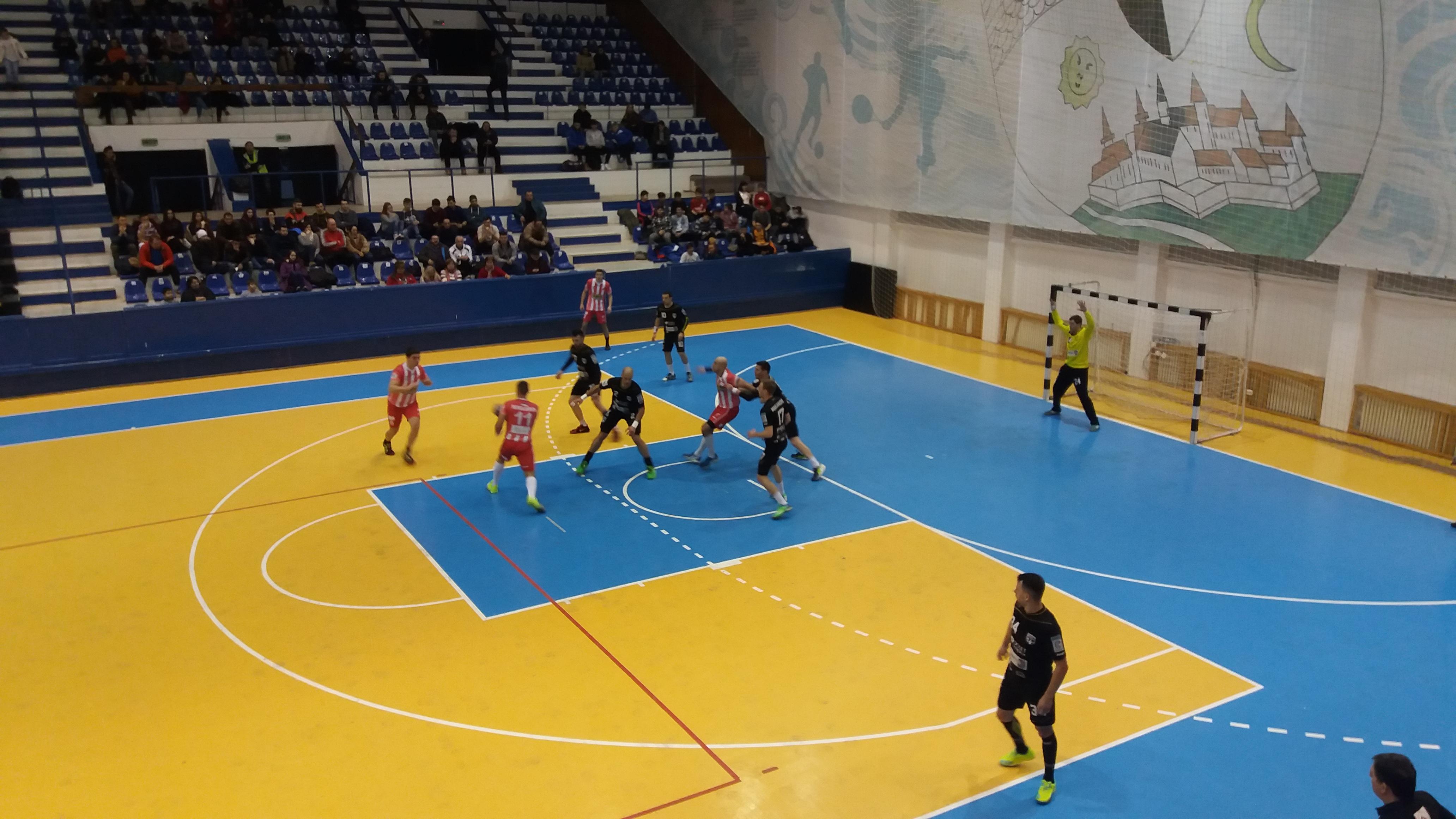 handbal Poli amical cu Zvezda