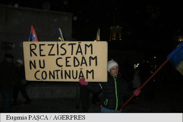 protest oradea ziua 12