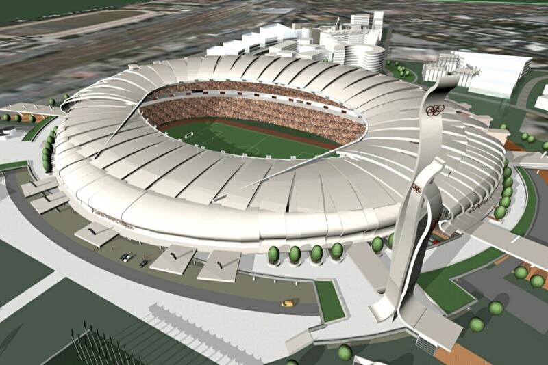 stadion Budapest