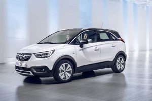 Opel Crossland X: Fotografie de presă