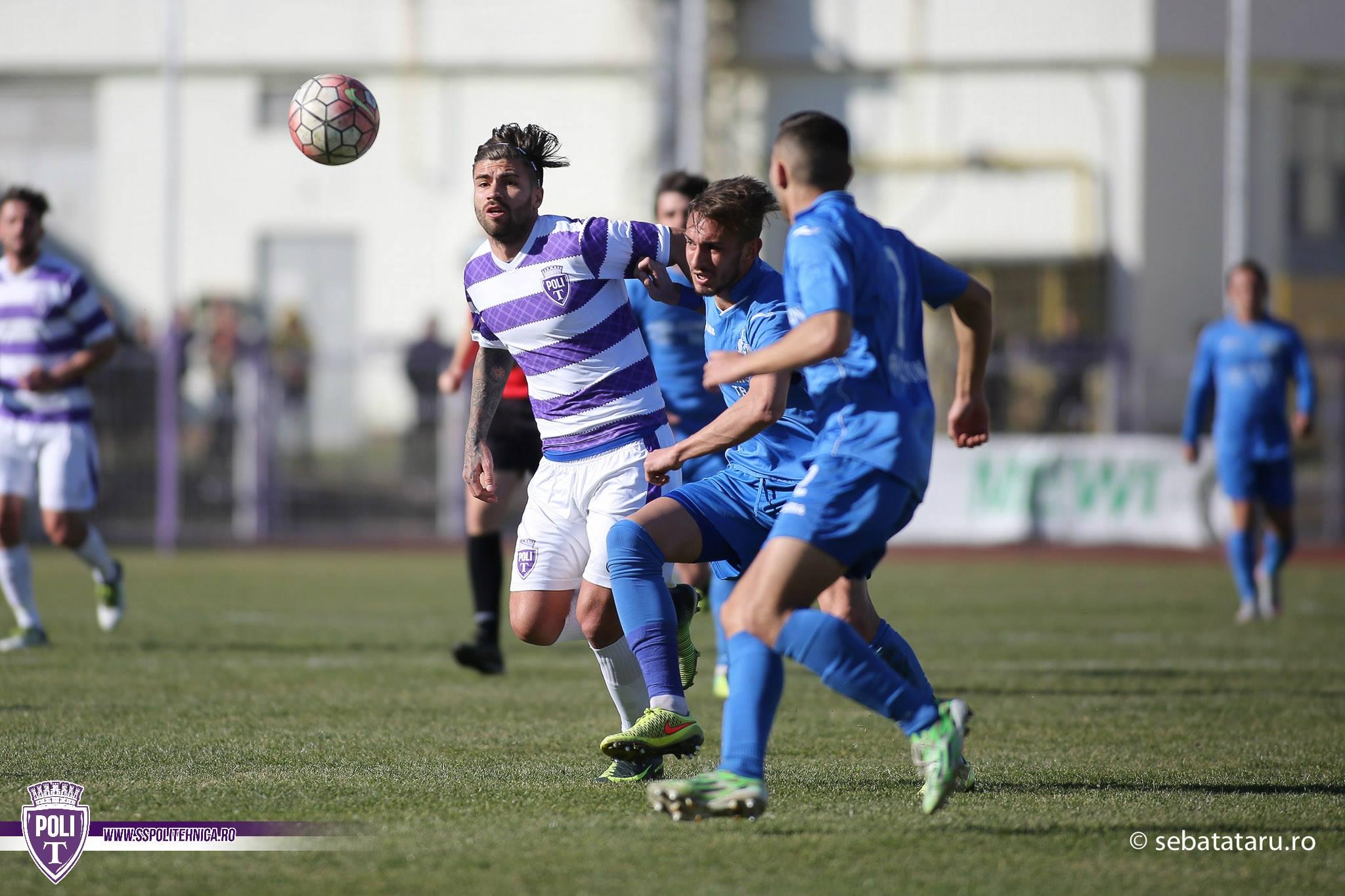 fotbal ASU Poli Badauta