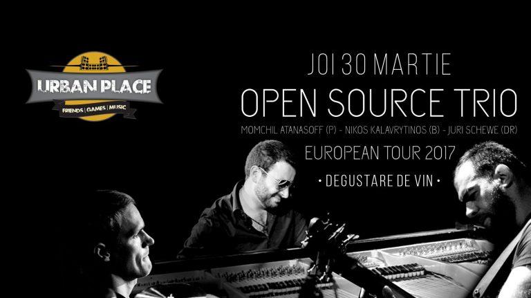 Open Source Trio Ghid Local Oradea