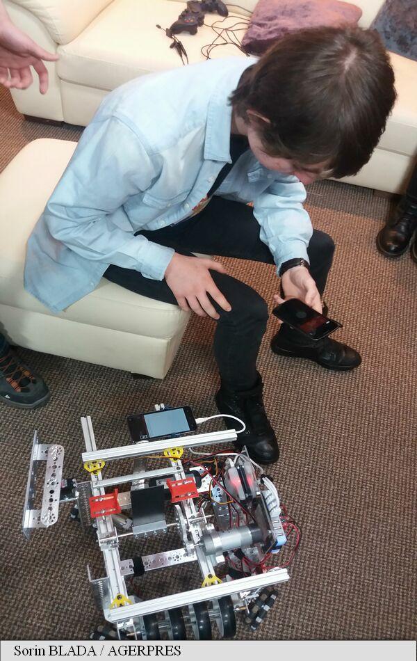 robot hd 2