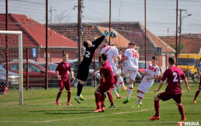 UTA-CFR Cupa României U19