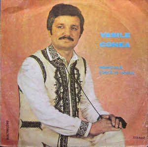 Coperta disc Vasile Conea