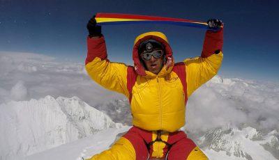Horia Colibasanu pe Everest 2017