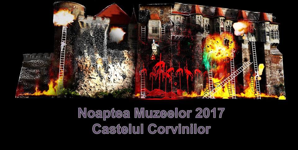 cast corvinilor noaptea muzeelor