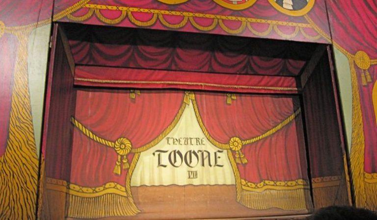 Teatrul de Păpuşi Bruxelles Infotours