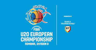 Europ baschet U20