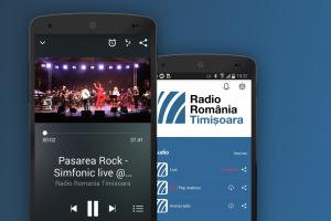 Ascultă emisiunile preferate și vezi înregistrări de la evenimente sau emisiuni cu aplicația pentru smartphone!