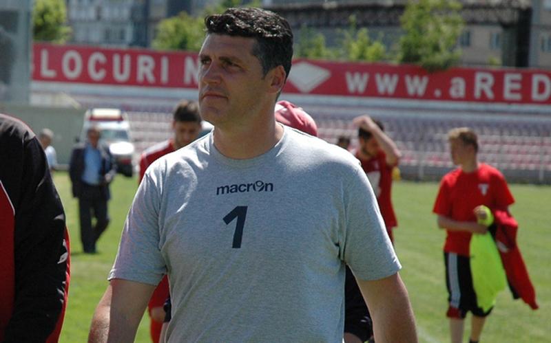 Alin Chița revine în vestul țării după 8 ani. De această dată, ca antrenor (Foto: glsa.ro)