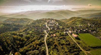 ghelari-aerial view