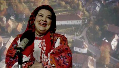Florica Bradu in direct la RadioTimisoara, 17 octombrie 2017