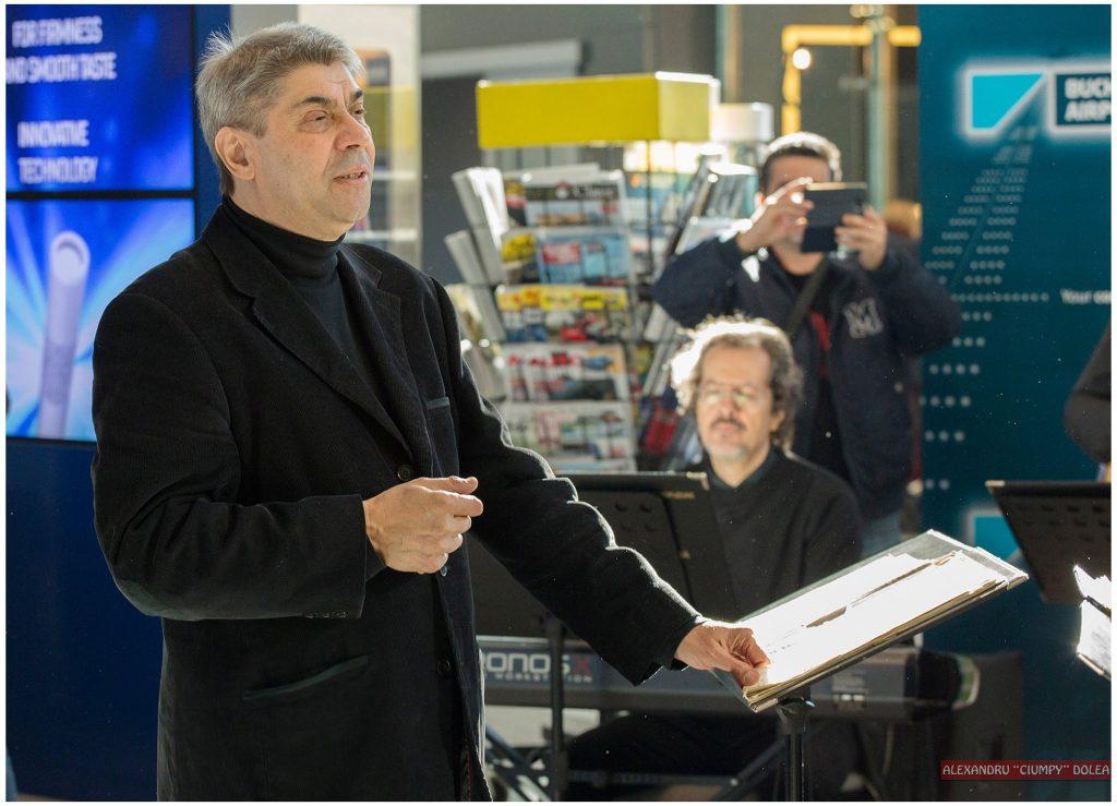 Ionel Tudor - Big Band-ul Radio - Foto. Alexandru Dolea
