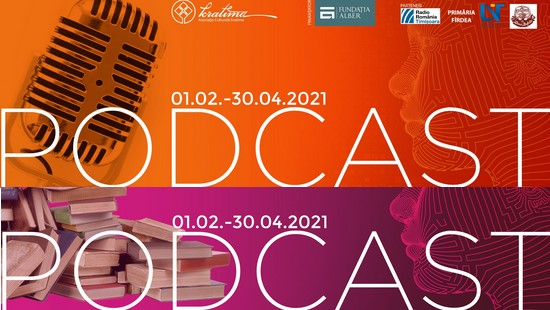 Podcast, un proiect pentru tineri marca Asociația Culturală Kratima