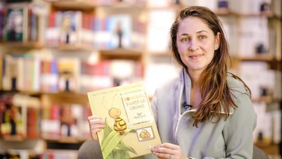 """Shopping City Timișoara aduce cărțile din librărie mai aproape de copii, prin proiectul """"PoveSTEA de seară"""""""