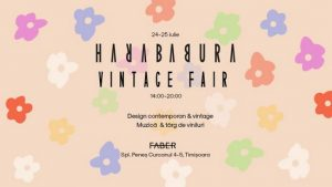 O nouă ediție Harababura Vintage Fair la Timișoara