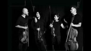 Cvartetul Arcadia încheie Zilele Muzicale Enescu – Bartók la Filarmonica Banatul